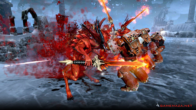 Warhammer 40000 Dawn of War II Chaos Rising Gameplay Screenshot 1