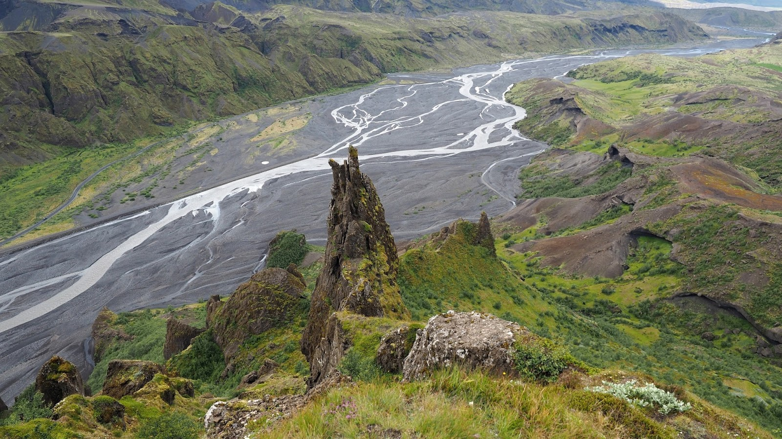 Thorsmork, Islandia, trekking Islandia