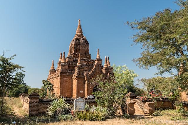 Temples - Bagan - Myanmar - Birmanie