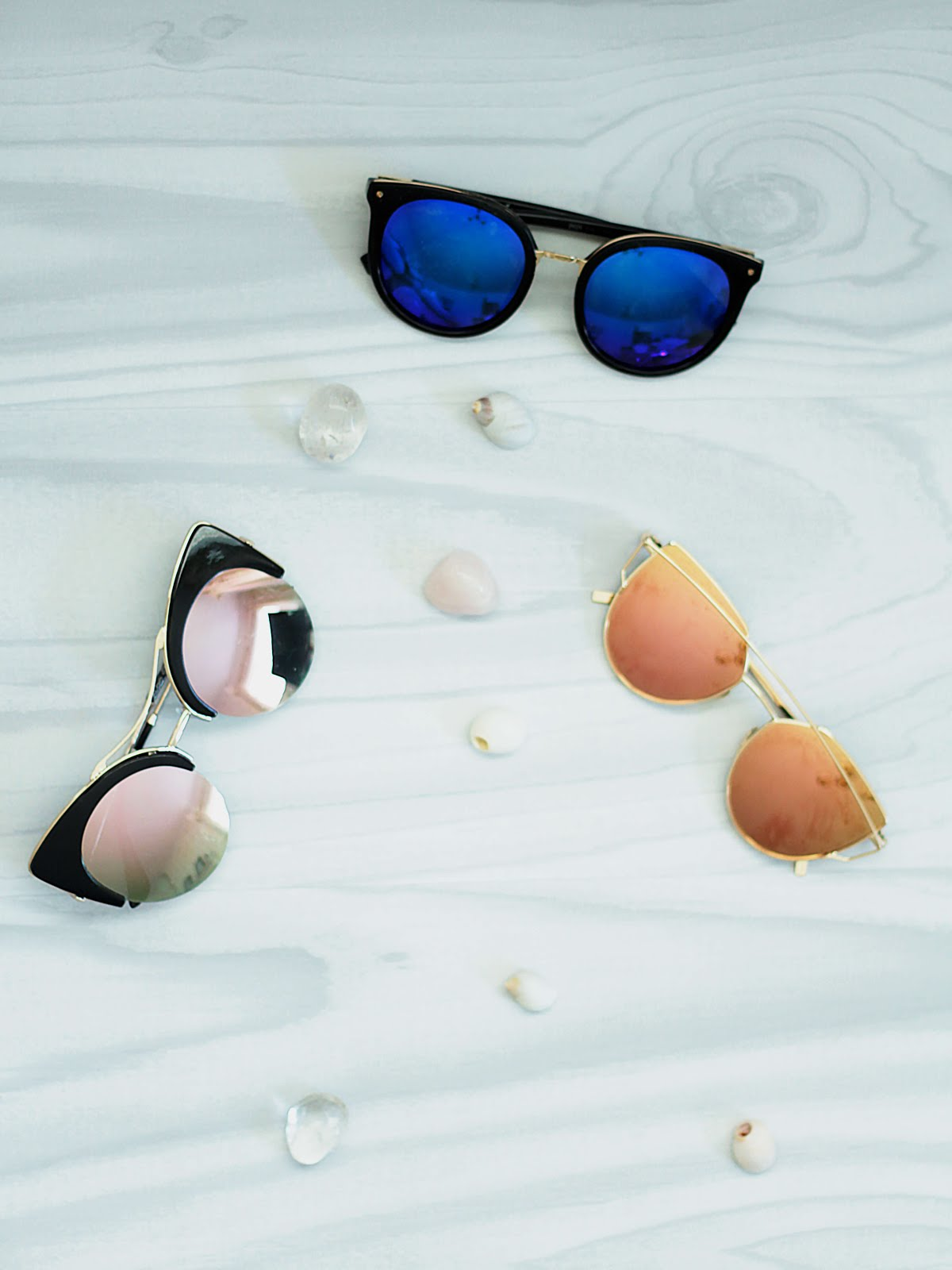 sunglasses collection summer 2016 uk mirrored lenses