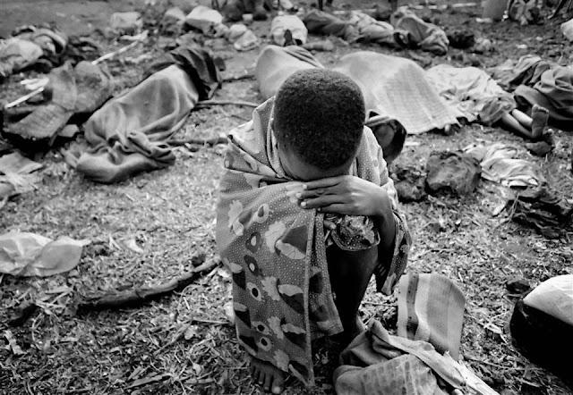 1 Milyon Kişilik Mezar: Ruanda