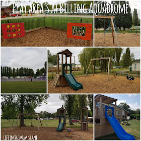 Parks and Playgrounds in Northamptonshire - Billing Aquadrome