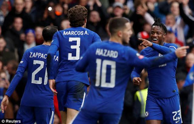 Video Chelsea - Newcastle: Siêu phẩm cầu vồng, ngất ngây đại tiệc