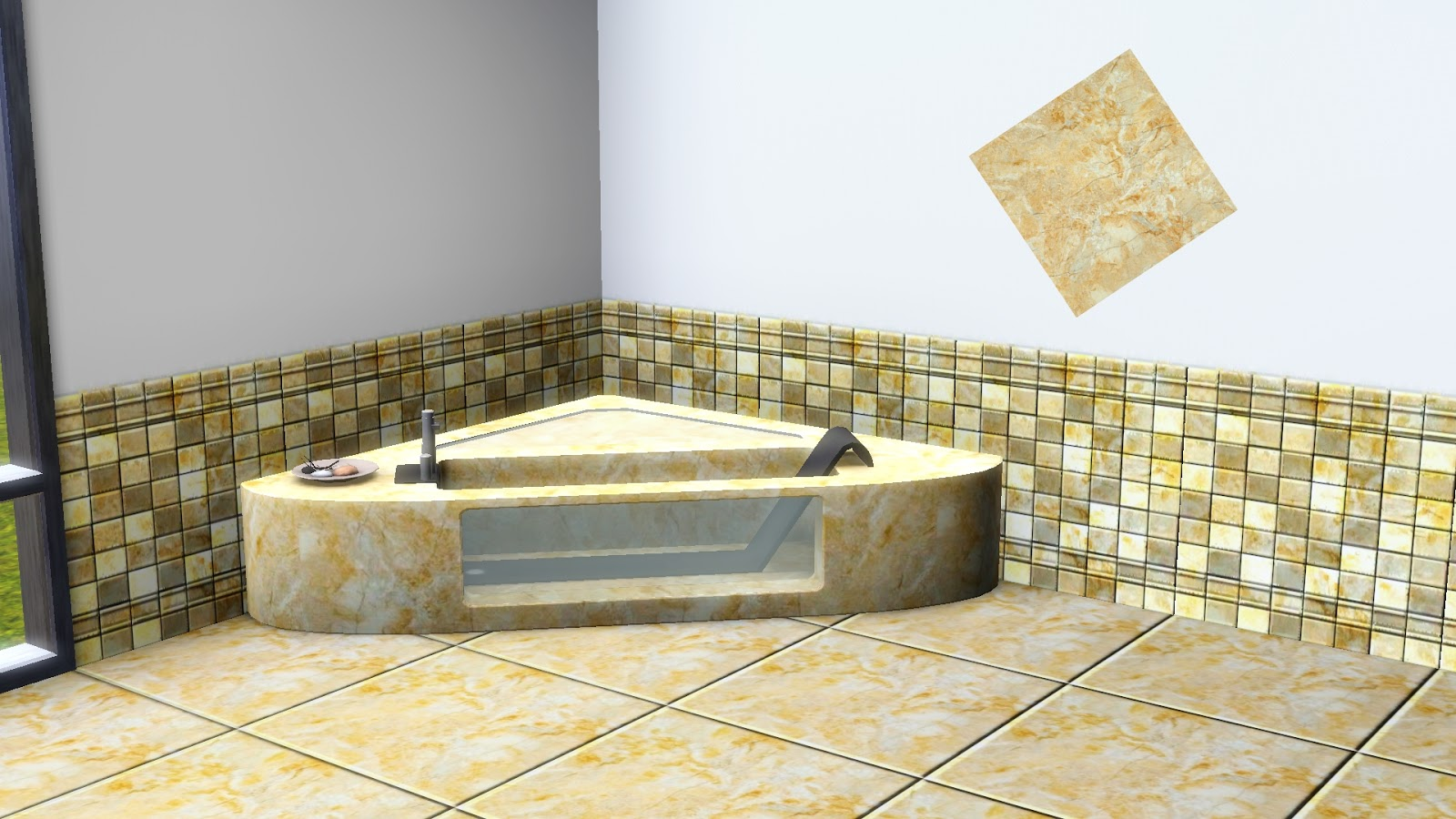 19 sims 3 blog marmor fliesen muster set 2. Black Bedroom Furniture Sets. Home Design Ideas