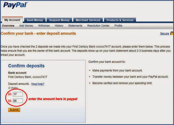 setting-up-a-paypal-account