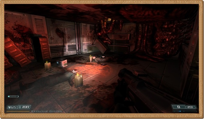 Doom 3 BFG Edition PC Games Gameplay