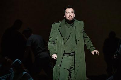 Britten:War Requiem - David Butt Philip - English National Opera - (Photo Richard Hubert Smith)
