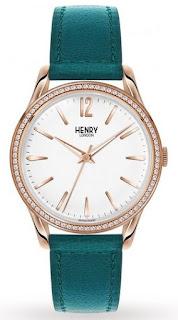 Henry London Unisex Stratford HL39-SS-0138