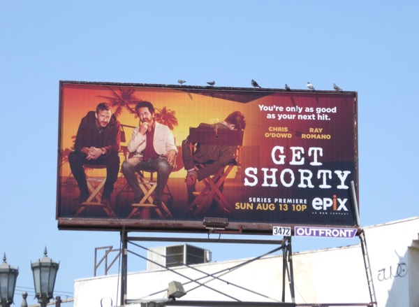 Get Shorty Epix billboard