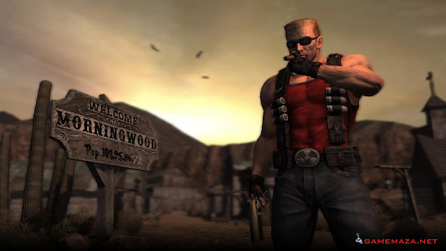 Duke Nukem Forever Gameplay Screenshot 5