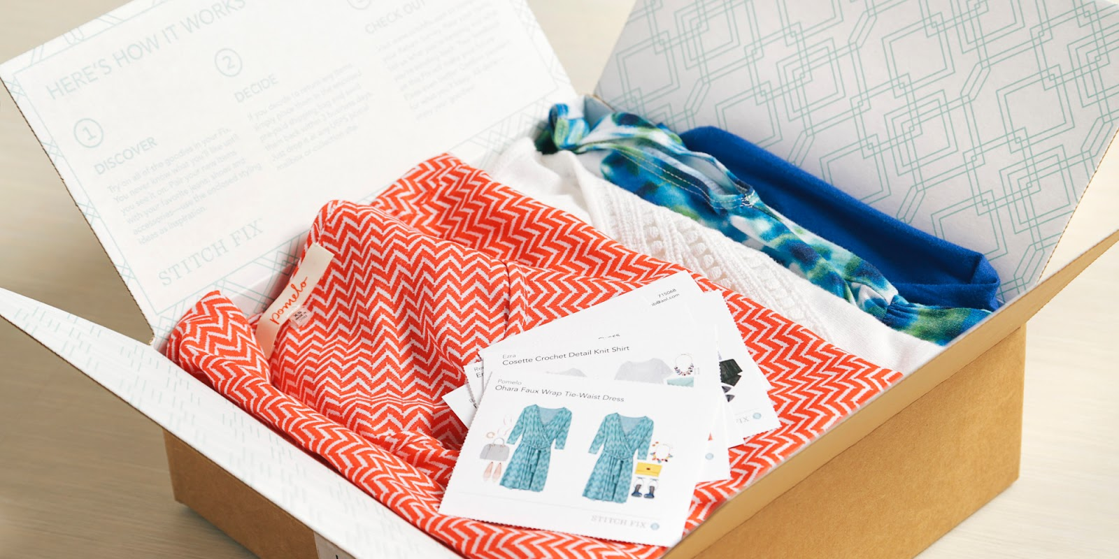 Stitch Fix: Clothes Designed by Artificial Intelligence