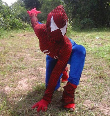 spider girl nollywood movie