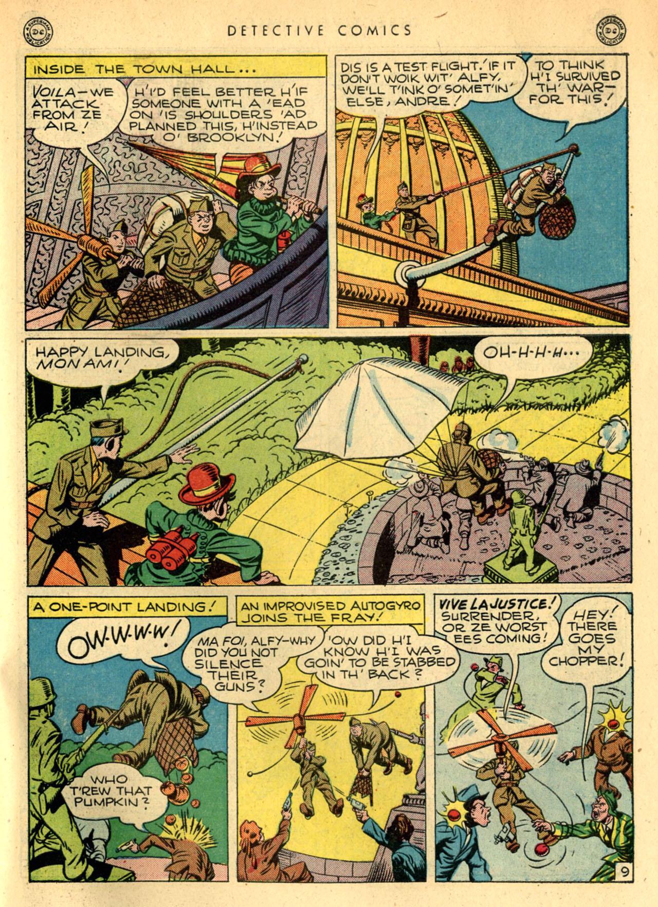 Read online Detective Comics (1937) comic -  Issue #111 - 47