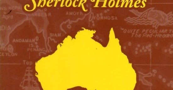 Episode 120 - Sherlock Holmes and Australians