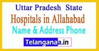 Hospitals in Allahabad Uttar Pradesh