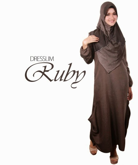 Koleksi Dress Muslim Rabbani Terbaru 2015