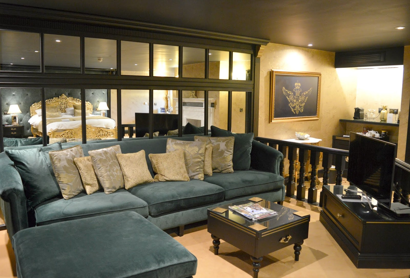 Luxury Suite at Crab & Lobster, Thirsk