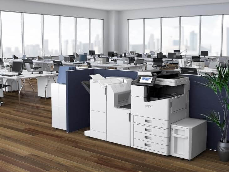 Epson Intros WorkForce Enterprise Inkjet Printer