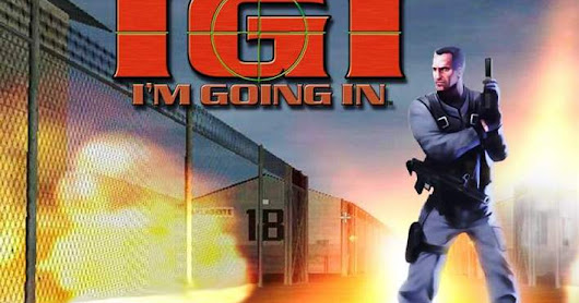 Project IGI 1 Game Free Download For PC