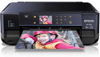 Epson XP-610 Printer Driver