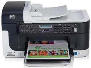 Image HP Officejet J6400 Printer