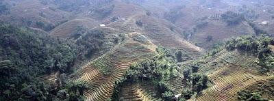Couverture facebook Hauts plateaux du Vietnam 1