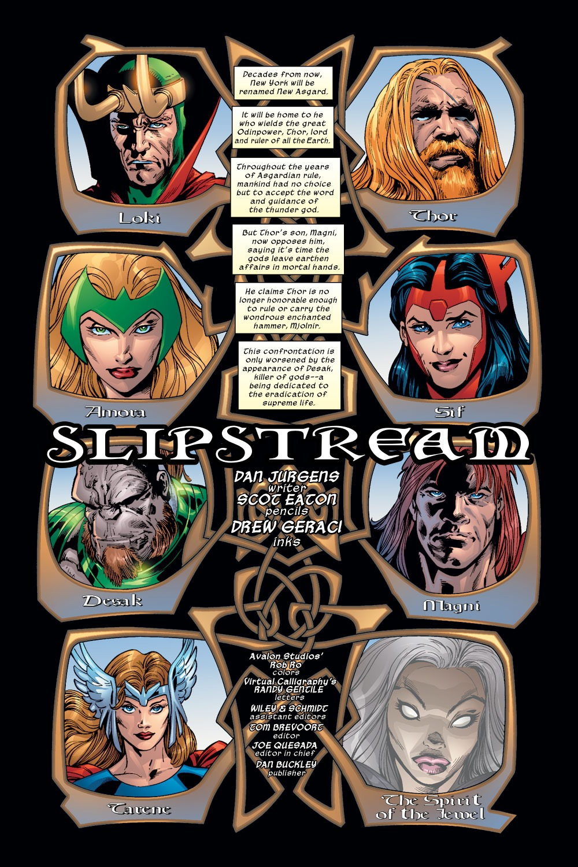 Thor (1998) Issue #78 #79 - English 2