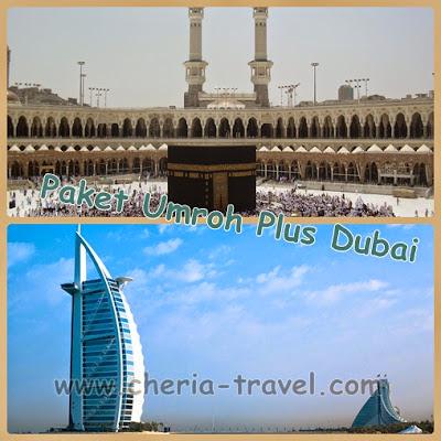 Paket Umroh Plus Tour Dubai