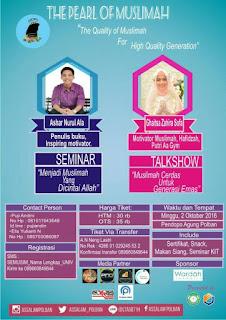 Seminar Kemuslimahan (Semusim) Assalam Polban