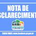 Prefeitura de Boa Hora responde sobre ambulância deixada pela gestão passada.