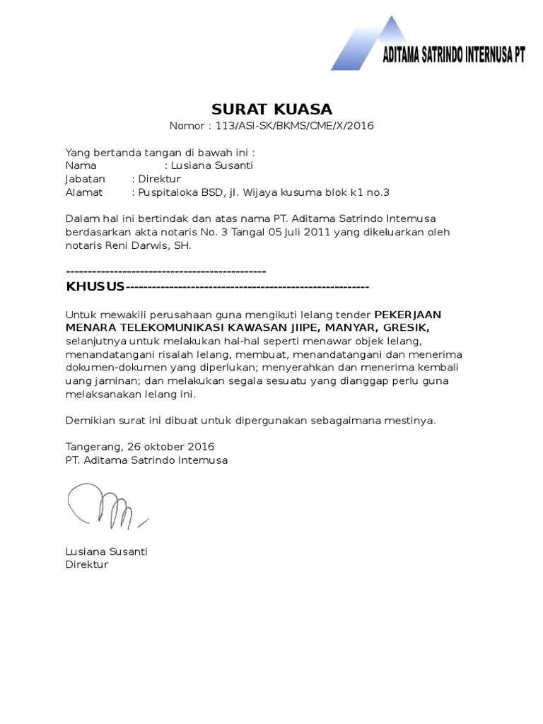 Contoh Surat Pembatalan Faktur Pajak Wood Scribd Indo