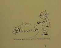 Das Bild zeigt eine Zeichnung von Frankl