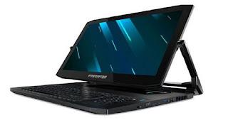 Dihargai 70 juta, Laptop Gaming Dengan Spesifikasi Super Monster Dirilis Acer