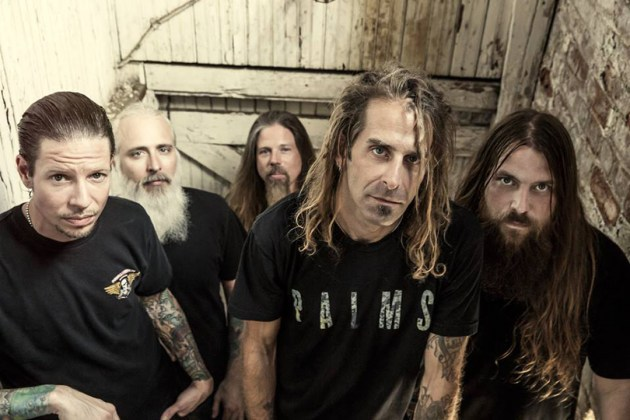 Lamb Of God line up 2018