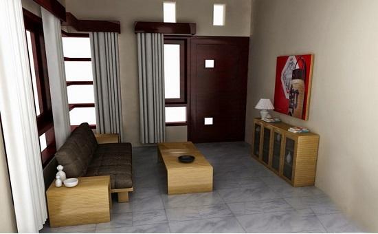 Desain Interior Rumah Minimalis Type 34 36 Jasa Desain