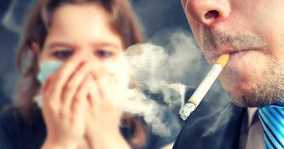 Berhenti hisap rokok
