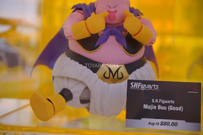 S.H.Figuarts Majin Buu de Dragon Ball Z