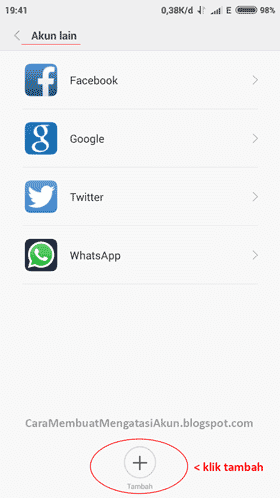 contoh alamat gmail