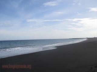 Tempat Wisata Pantai Karang Nadi Kusamba Klungkung Bali