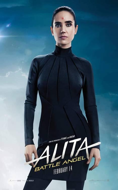 Anita - Anjo de Combate Poster 05
