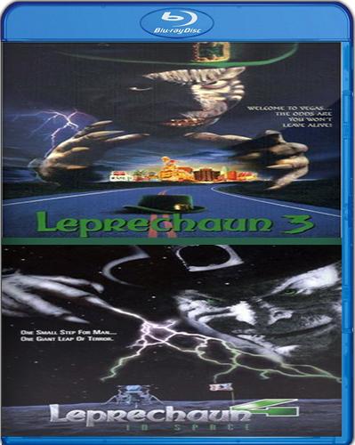 Leprechaun 3. Leprechaun 4: In Space [1995 – 1997] [BD25] [Subtitulado]