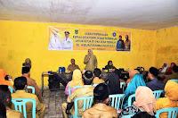 DPMDes Kabupaten Bima Gelar Acara Pembekalan 53 Orang Kades