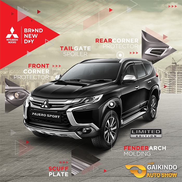 All New Pajero Sport: SALES DEALER RESMI MITSUBISHI PURWOKERTO: All New Pajero