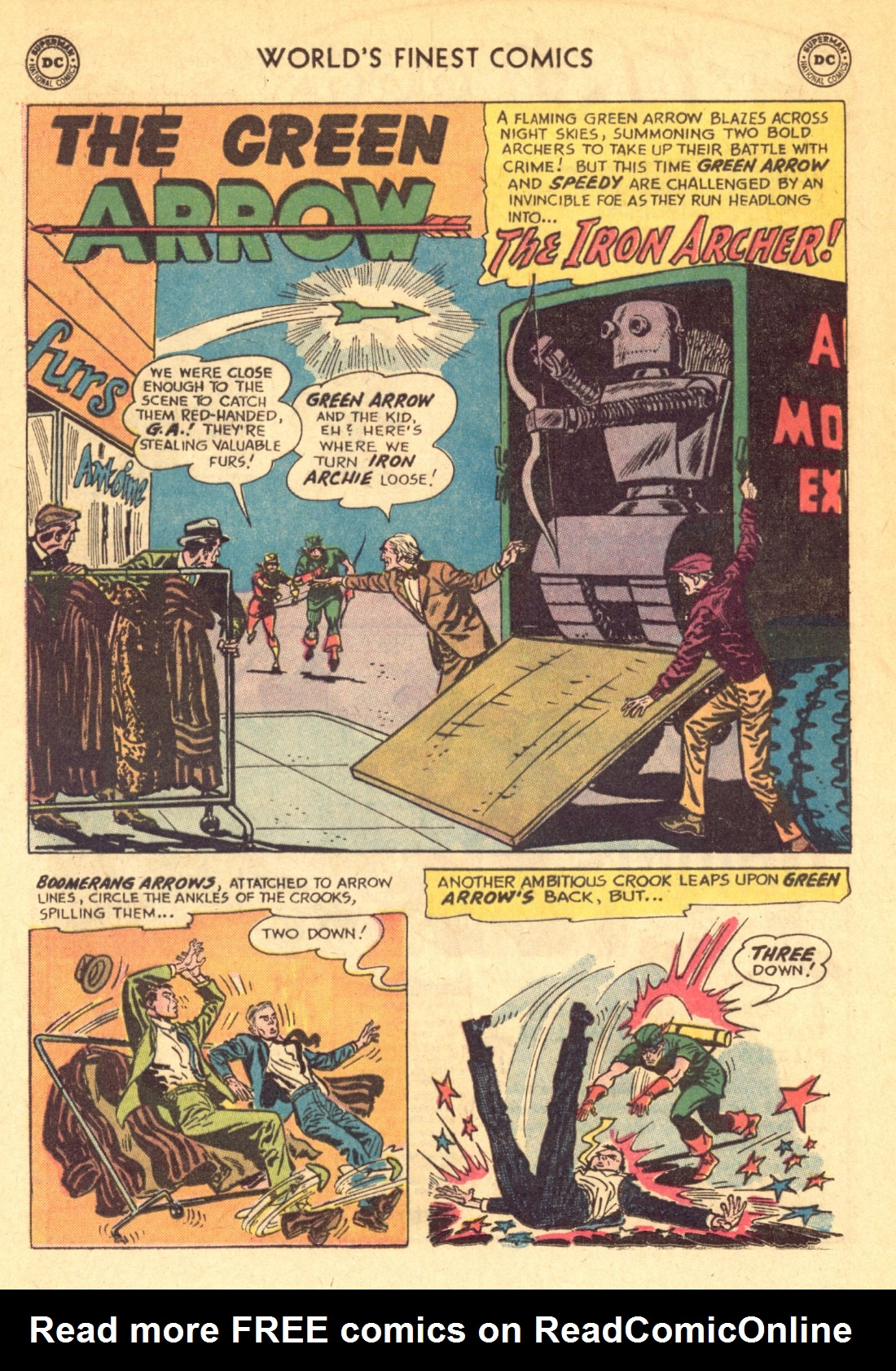 Read online World's Finest Comics comic -  Issue #129 - 27