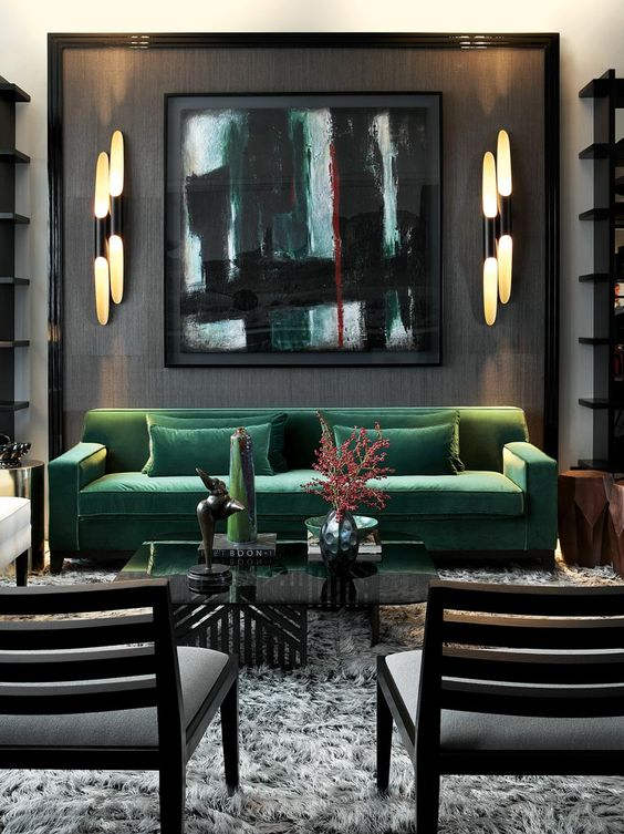 Dark and stormy fall rooms south shore decorating blog for Decor 67 instagram