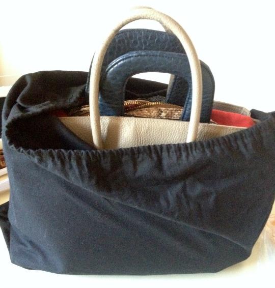 cómo guardar los bolsos