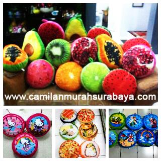 Bantal Buah Surabaya