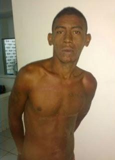 Homem que matou e bebeu sangue de cachorro é preso no interior do Maranhão
