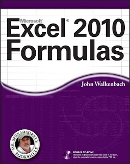 Excel 2010 Formula by John Walkenbach PDF Book Download
