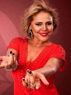 Cantora Eliza Clivia Foto: Reprodução